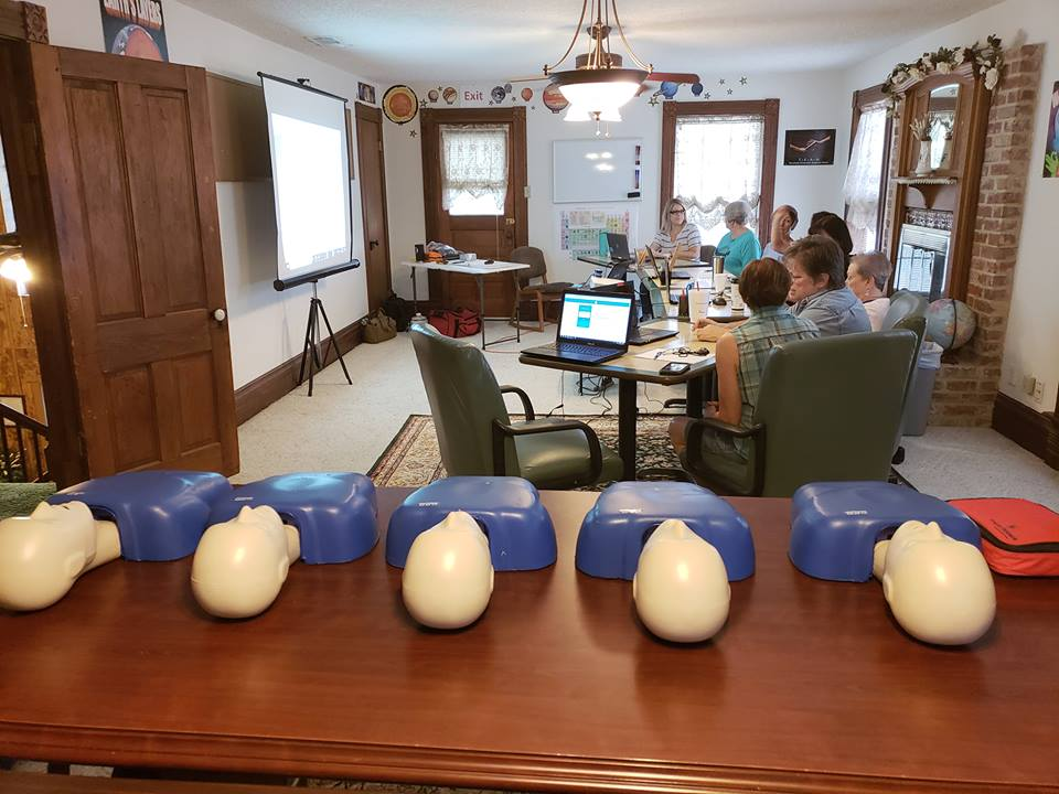 CHPA CPR
